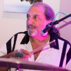 Jerry Marotta drummer for Marotta Brothers Band