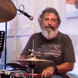 Rick Marotta drummer for Marotta Brothers Band