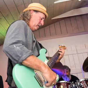 John Zeeman guitarist for Marotta Brothers Band