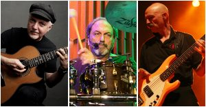 Phil Keaggy Jerry Marotta Tony Levin Live in Concert