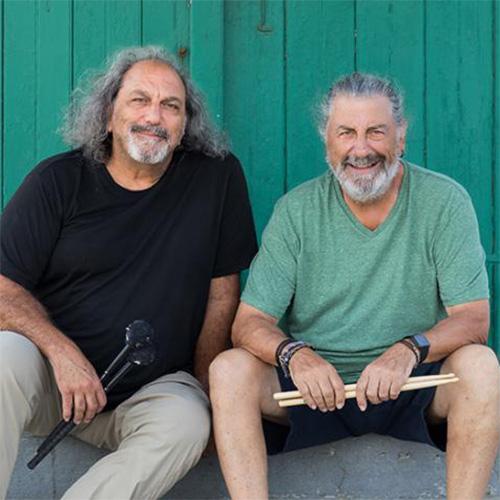 Jerry and Rick Marotta